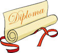 Diploma graphic